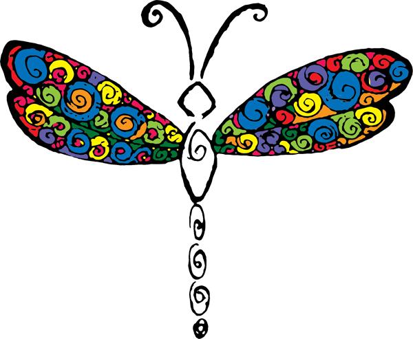 Il cammino della libellula